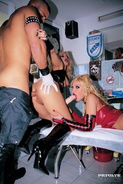 Celia Blanco Malena Conde Inked Orgy - pics 08