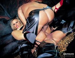 Pornstar Liliane Tiger Fetish Porn - pics 10