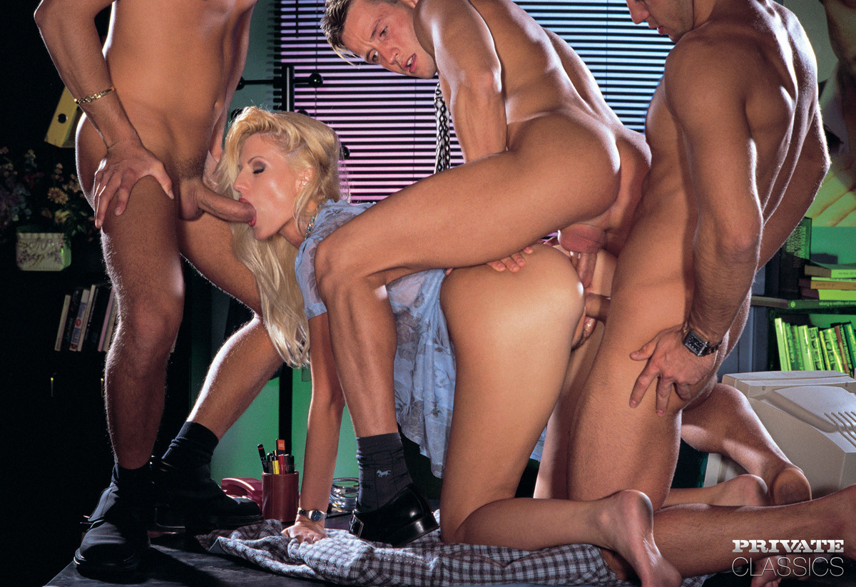 Claudia Jackson Birthday Gangbang - picture 09