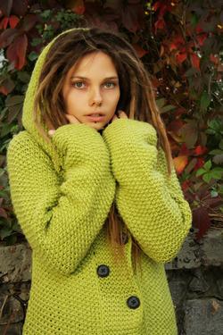 Beautiful Rasta Girl Sindi Candid - pics 05