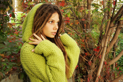 Beautiful Rasta Girl Sindi Candid - pics 06