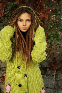 Beautiful Rasta Girl Sindi Candid - pics 09