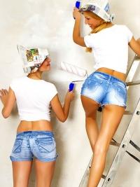 Angela Blanche Lesbian Painters