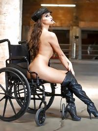 Pornstar Celeste Star Hot Boots