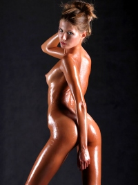 Sofia Perfect Body Dripping Wet