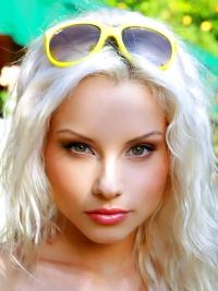 Nude Platinum Blonde Angel Pix