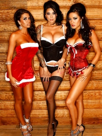 Pornstar Tera Patrick Sexy Trio