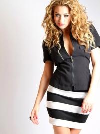 Curly Sexbomb Jessica Stripes