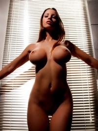 Busty Luciana Latex Pussycat