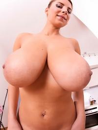 Katerina Hartlova Big Boobies
