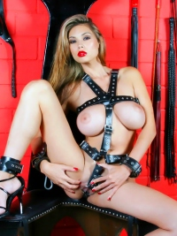 Tera Patrick her Dungeon Chair