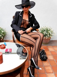 Extravagant Pantyhose Styles