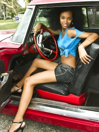Wonderful Cuban Girls with Cars