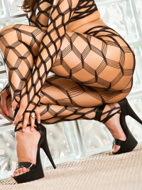 Francesca Le Sexy Fishnet Body