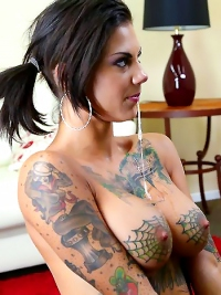 Extreme Hooker Bonnie Rotten Getting So Dirty and So Horny