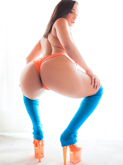 Pornstar Abella Danger Blue Socks