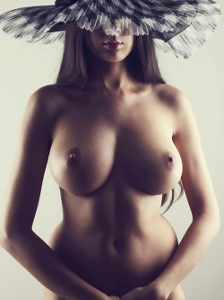 For Boob Lovers - Your Monday Portion with Artistic Pair of Breasts