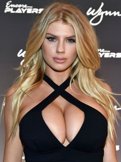Charlotte McKinney and her Giant Tits in Encore Players Club