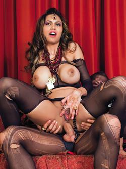 Busty Pornstar Karina - Hardcore Sex