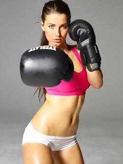 Big Breasted Yara Fitness Pics