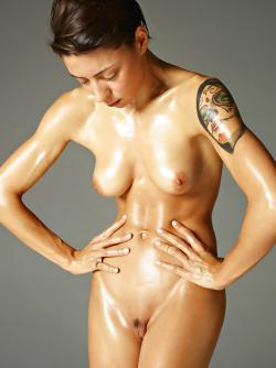 Tattooed Rose Acrobatic Erotics