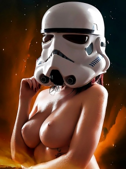 Collection of Sexy Stormtroopers for Crazy Star Wars Fanatics