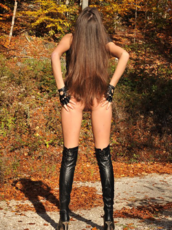 Ass and Hair Special - Leggy Babes Present their Super Tight Asses