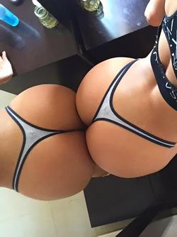 Round Ass Collection - Amateur Snapshots of Beautiful Big Butts