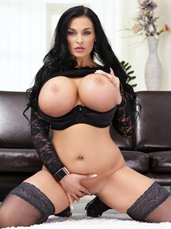 Super Busty Milf Sandra Sturm Porn